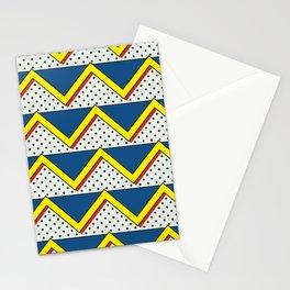 Polka-Dotted Landscape Stationery Cards