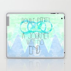 Double Infinity Laptop & iPad Skin