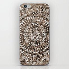 MANDALA KAMALAMAI iPhone Skin