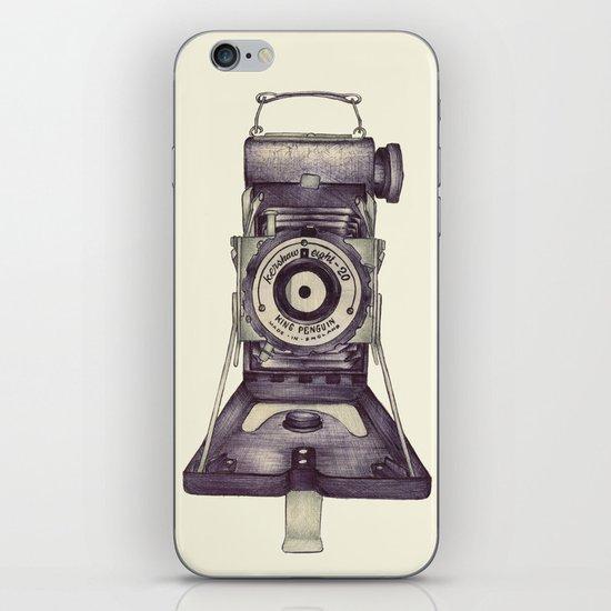 Kershaw Eight-20 King Penguin iPhone & iPod Skin