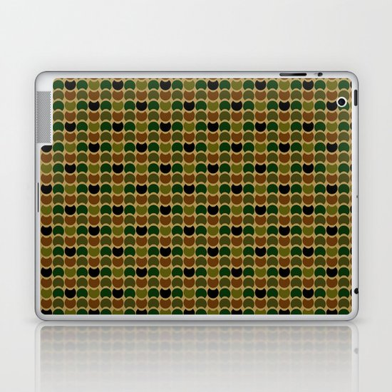 HobNob Camo Multi Laptop & iPad Skin