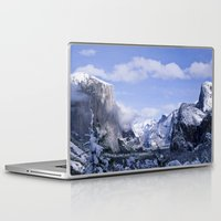 yosemite Laptop & iPad Skins featuring Yosemite by Ian Bevington