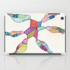 Pretty Birds iPad Case