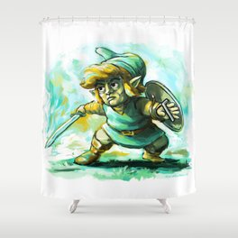 Lonk Shower Curtain