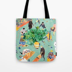 Compost Awareness Week Tote Bag