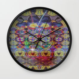 Kaleidoskop Vision Wall Clock