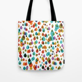 little drops Tote Bag