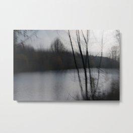 Movement in Nature VIII Metal Print