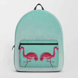 Frank the Flamingo Backpack