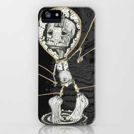 Puppets iPhone Case