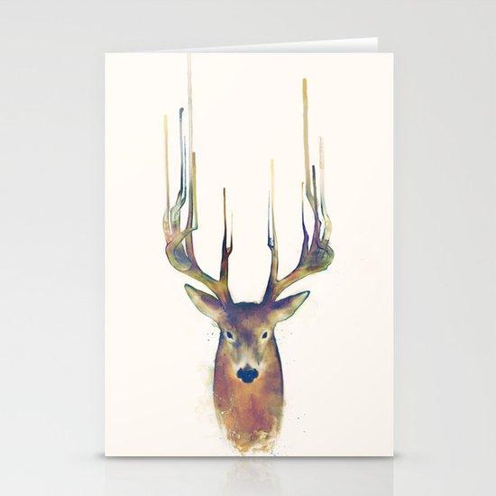 Deer // Steadfast Stationery Cards
