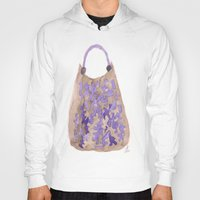 tote bag Hoodies featuring Tote 1 by ©valourine