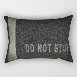 Asphalt Rectangular Pillow