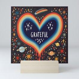 Grateful Mini Art Print