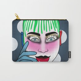 lee bowery Carry-All Pouch