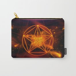 Pentagram Carry-All Pouch
