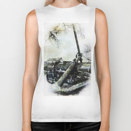 Cottage by the Anchor. Biker Tank