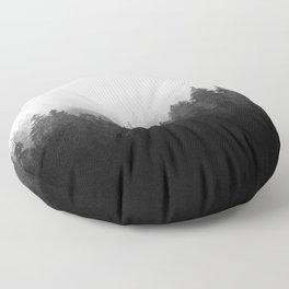 A Wilderness Somewhere Floor Pillow