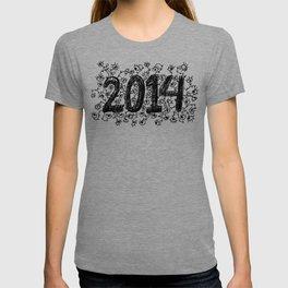 Eye in 2014 T-shirt