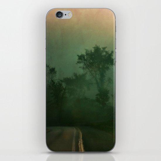 Jump in to the Fog iPhone & iPod Skin