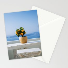 Santorini, Greece #society6 #decor #buyart Stationery Cards