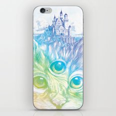 3eyes iPhone & iPod Skin