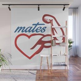 - Mates Wall Mural