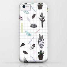 PASTEL GARDENS Slim Case iPhone 5c