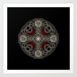 Celta 2 Art Print