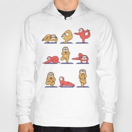 Sloth Yoga Hoody
