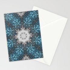 Mehndi Ethnic Style G336 Stationery Cards