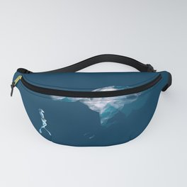 Diving night Fanny Pack