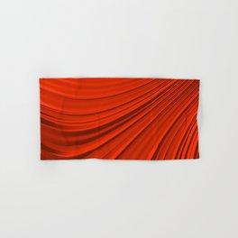 Renaissance Red Hand & Bath Towel