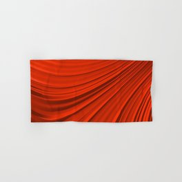Renaissance Red Hand & Bath Towel