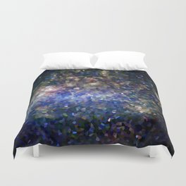 Dimension 1 Duvet Cover