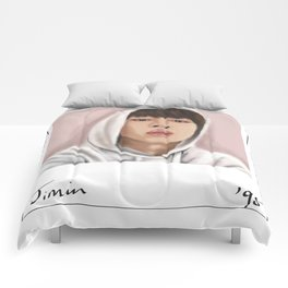 Jimin Photo Comforters