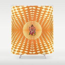 GANESH! Shower Curtain