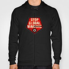 STOP GLOBAL MING ! Hoody
