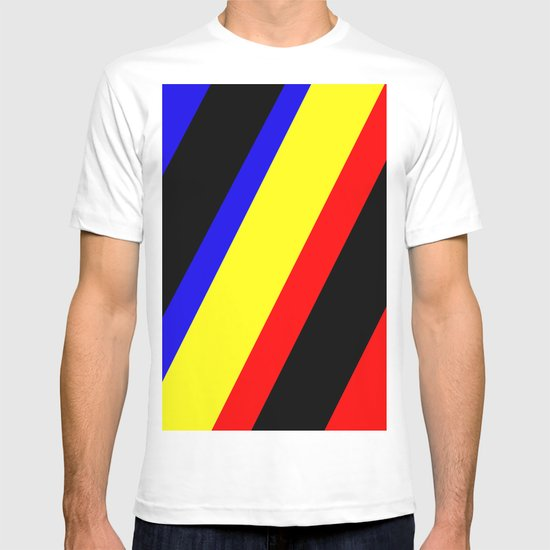 Retro Angled T-shirt