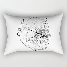 iheartCDG Rectangular Pillow