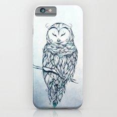 Snow Owl iPhone 6s Slim Case