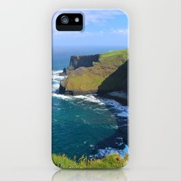 More Moher Cliffs iPhone Case