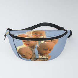 These Dolls Gave Great Head-s Fanny Pack