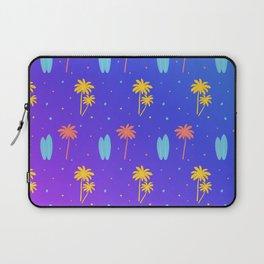 Tropical summer pattern Laptop Sleeve