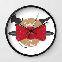 Pacific Rim: Tendo Is Your Friendo Wall Clock