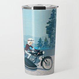 The Blue Lake Travel Mug