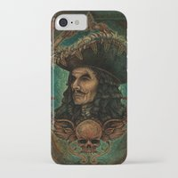 hook iPhone & iPod Cases featuring Hook by ManuelDA