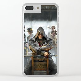 Assassin's Creed Group Clear iPhone Case