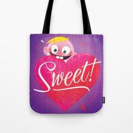 Sweet Valentine's Tote Bag