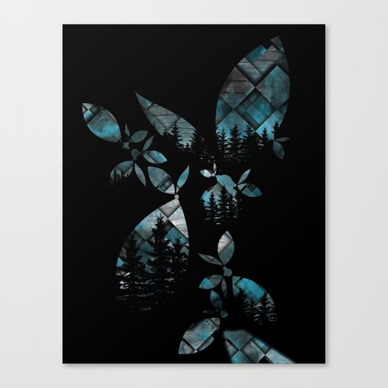After What Remix Canvas Print